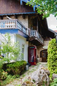 Hotel Die Bruckmühle Valley Německo