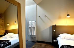 Aux Terrasses, Hotel  Tournus - big - 45