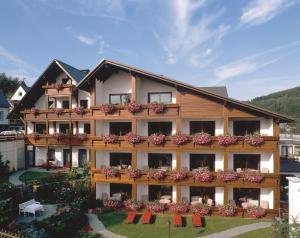 Hotel Wellnesshotel Bürgerstuben Willingen Německo
