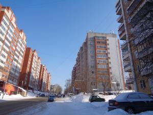 Apartment on Uchebnaya 7/1 - Barkhanskiy