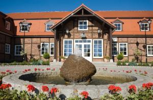 4 hvězdičkový hotel Hotel Habenda Budzyń Polsko