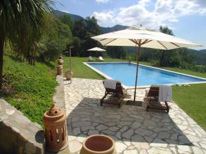 Can Serola, Hotels  Sales del Llierca - big - 56