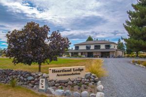Heartland Lodge - Accommodation - Twizel