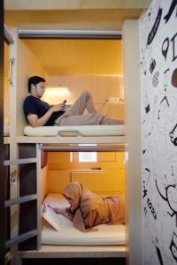 INAP at Capsule Hostel