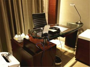 Ramada Plaza by Wyndham Shanghai Caohejing Hotel, Hotel  Shanghai - big - 37