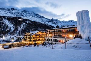Paradies Pure Mountain Resort - Hotel - Solda