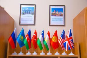 Minor Hotel, Hotel  Tashkent - big - 95