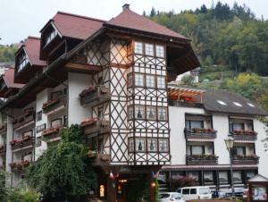 Hotel Hirsch - Bad Peterstal