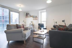 Modern 1 Bedroom Flat in Dalston