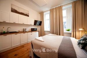 Very Berry Sniadeckich 1 Fair Trade Apartments check in 24h
