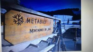duplex Métabief - Apartment - Métabief - Mont d'Or
