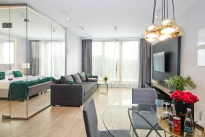 GA Luxury Apartments Masarska 45