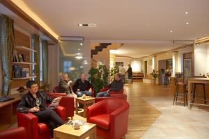 Dohlmühle Restaurant und Gästehaus, Hotely  Flonheim - big - 39