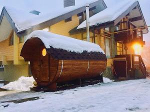 Гостевой дом Ачишхо, Красная Поляна