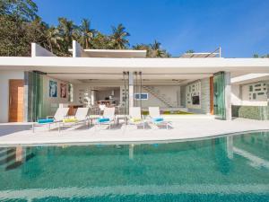Lime Samui Villas - an elite haven - Ban Bang Makham