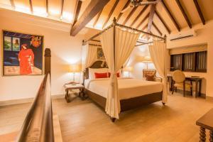 Lemon Tree Amarante Beach Resort, Goa, Курортные отели  Кандолим - big - 23