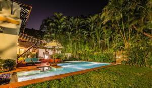 Lemon Tree Amarante Beach Resort, Goa, Курортные отели  Кандолим - big - 13