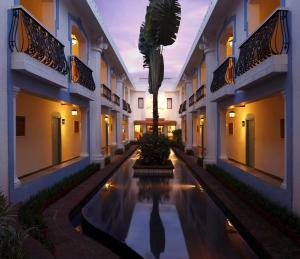 Lemon Tree Amarante Beach Resort, Goa, Курортные отели  Кандолим - big - 14