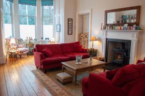 obrázek - Stockbridge Family Home with Private Garden