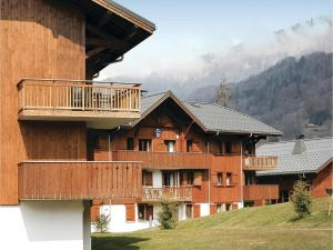 One-Bedroom Apartment in Samoens