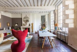 Veeve - Beautiful Loft on Rue Quincampoix