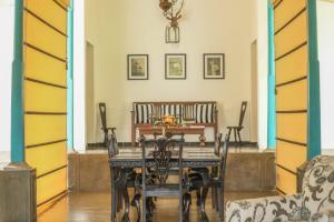Thompson Manor (A Luxury Villa in Galle), Vily  Gálla - big - 69