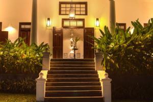 Thompson Manor (A Luxury Villa in Galle), Vily  Gálla - big - 81