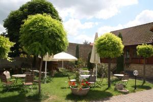 Dohlmühle Restaurant und Gästehaus, Hotely  Flonheim - big - 41