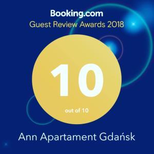 Ann Apartament Gdańsk