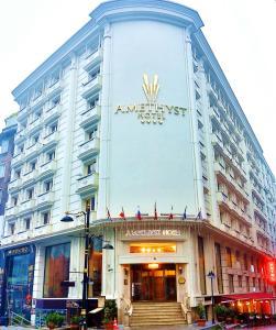 Отель Amethyst, Стамбул