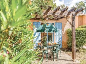 One-Bedroom Holiday Home in Gaujac - La Capelle-et-Masmolène
