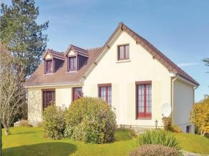 Three-Bedroom Holiday home Tollevast with a Fireplace 03 - Saint-Joseph