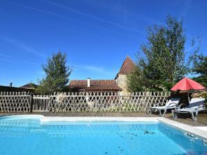 Maison De Vacances - St. Genies, Ferienhäuser  Saint-Crépin-et-Carlucet - big - 7