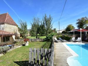 Maison De Vacances - St. Genies, Ferienhäuser  Saint-Crépin-et-Carlucet - big - 13