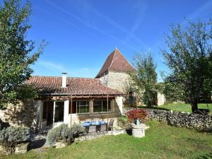 Maison De Vacances - St. Genies, Ferienhäuser  Saint-Crépin-et-Carlucet - big - 17