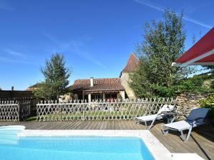 Maison De Vacances - St. Genies, Ferienhäuser  Saint-Crépin-et-Carlucet - big - 21
