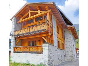 Location gîte, chambres d'hotes Wooden Chalet in Champagny-en-Vanoise near Paradiski Ski Area dans le département Savoie 73