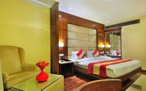 Hotel Aura, Отели  Нью-Дели - big - 142