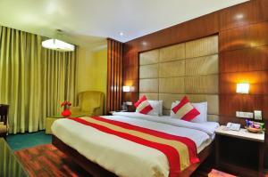 Hotel Aura, Отели  Нью-Дели - big - 144