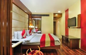 Hotel Aura, Отели  Нью-Дели - big - 3