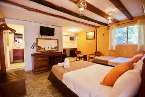 Golden Paradise Town, Hotel  Isola Holbox - big - 2