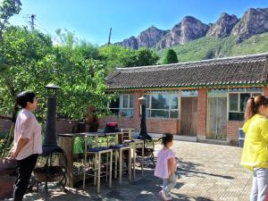 The Rurality Courtyard Resorts of Simatai Great Wall
