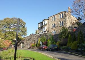 obrázek - Historic, City Walls Apartment - Stunning Views