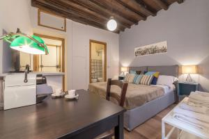 Spanish Steps Studio, Apartmány  Rím - big - 6