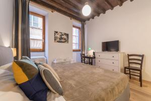 Spanish Steps Studio, Apartmány  Rím - big - 8
