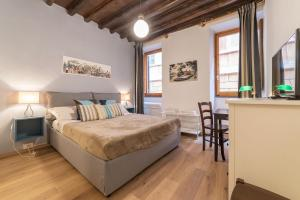 Spanish Steps Studio, Apartmány  Rím - big - 1