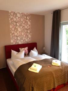 Hotel Annablick, Penzióny  Strausberg - big - 7