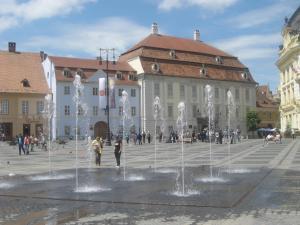 Ibis Centru Sibiu Hermannstadt, Hotely  Sibiu - big - 54