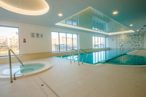 Fitness Apartment Spa Sauna Gym