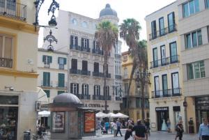 Plaza de Félix Sáenz City Center, Apartmány  Malaga - big - 37